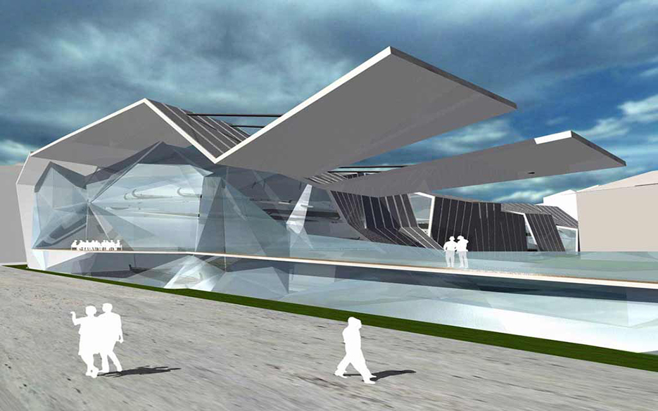 Naval Museum Architecture, 2005
